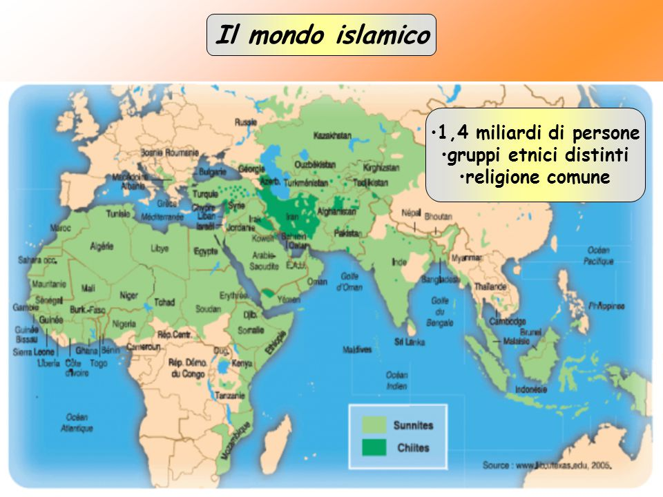 gruppi etnici distinti