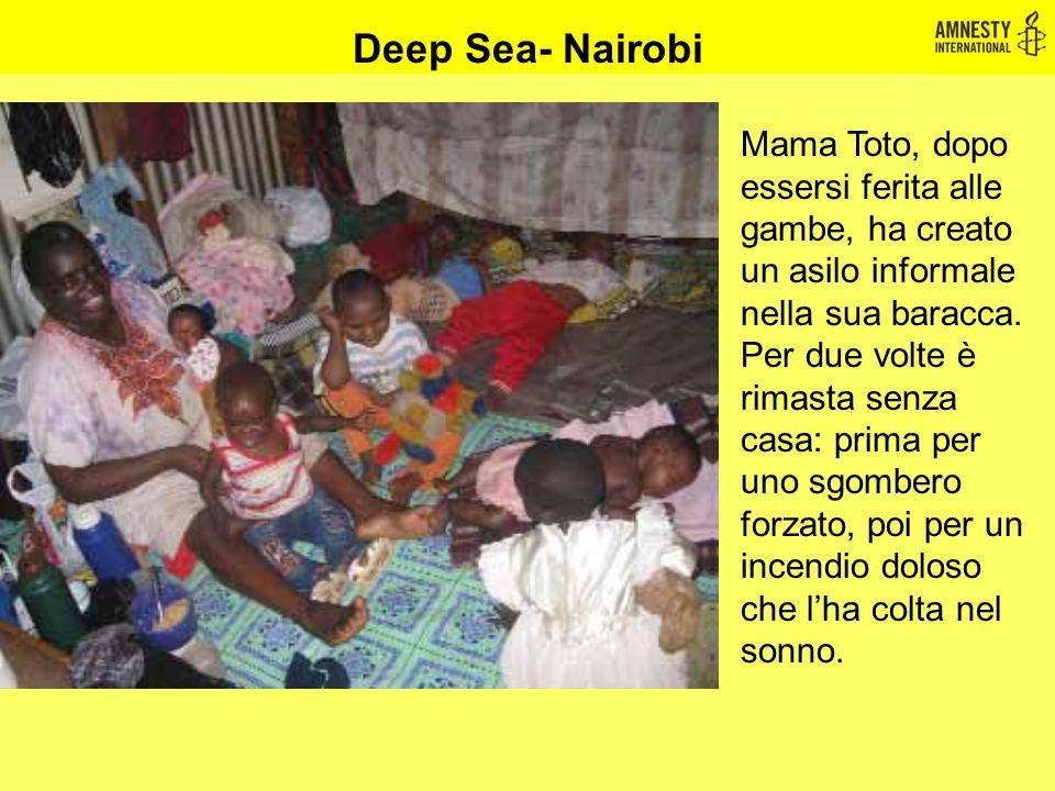 Deep Sea- Nairobi