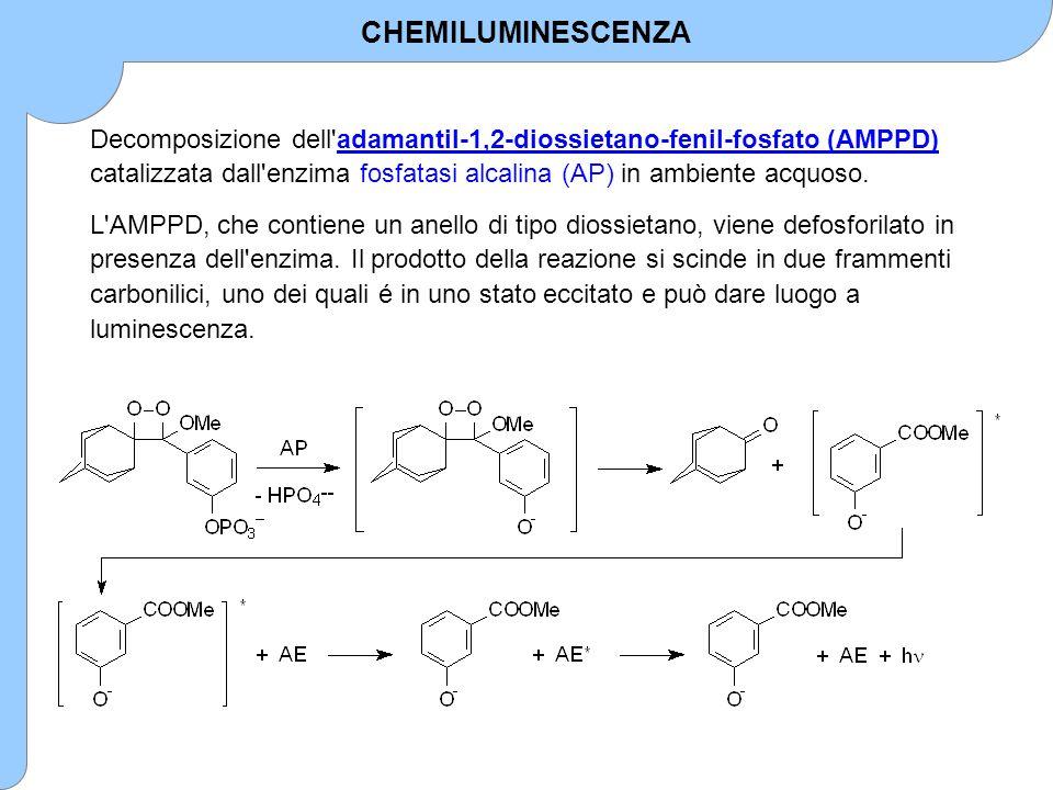 CHEMILUMINESCENZA