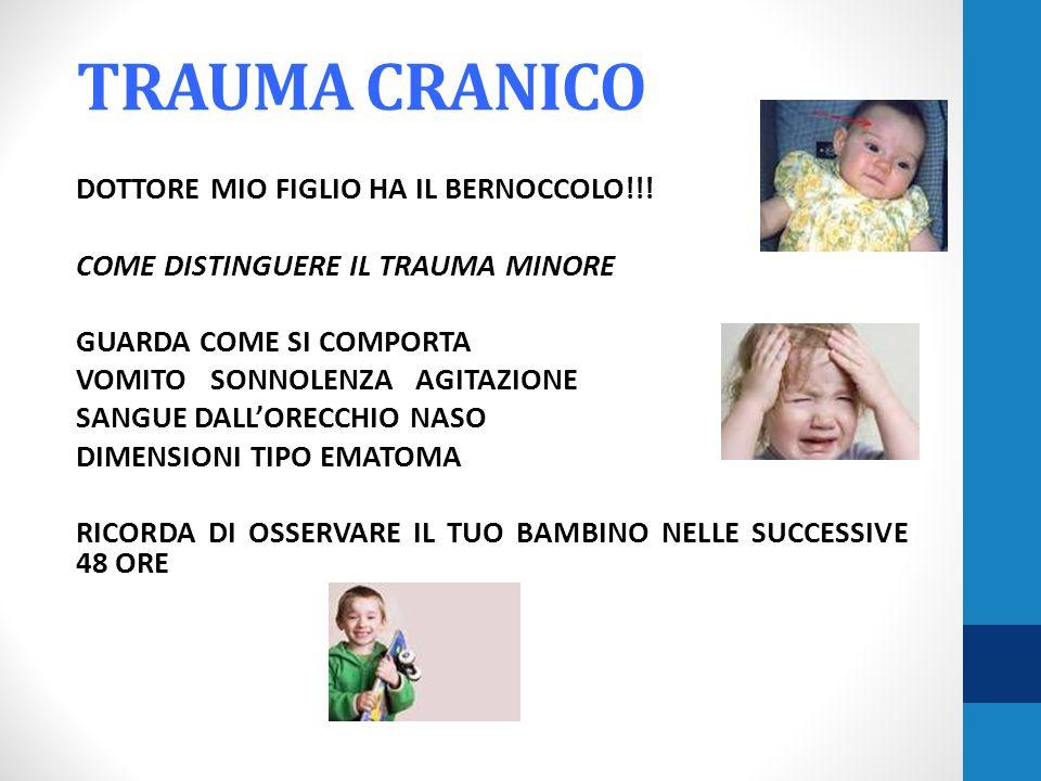TRAUMA CRANICO