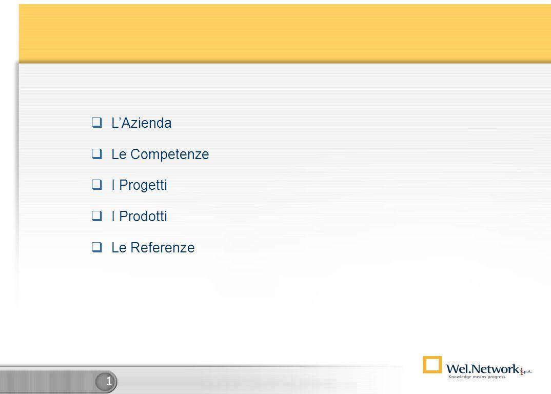 L'Azienda Le Competenze I Progetti I Prodotti Le Referenze 1
