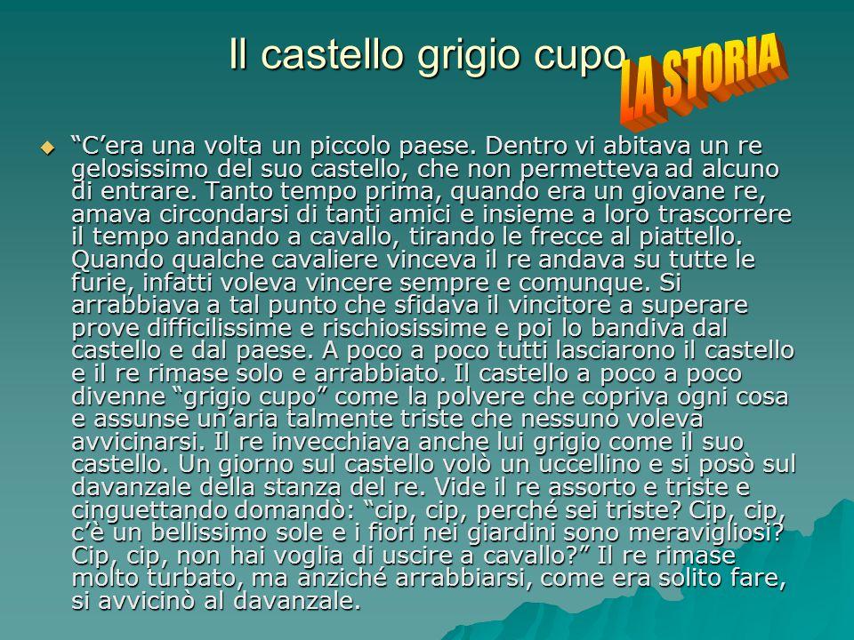 Il castello grigio cupo