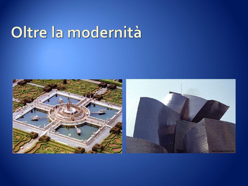Oltre la modernità