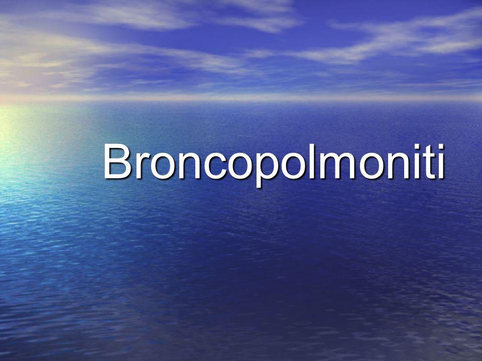 Broncopolmoniti