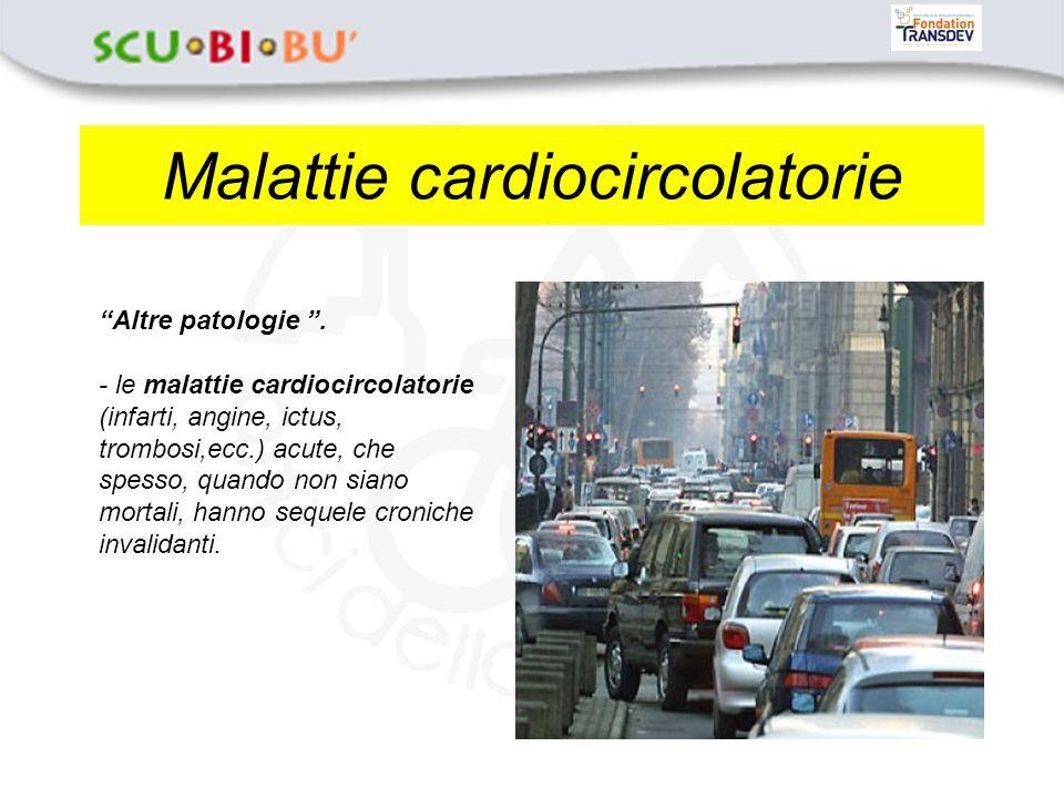 Malattie cardiocircolatorie