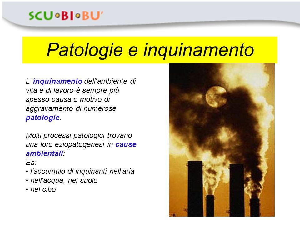 Patologie e inquinamento