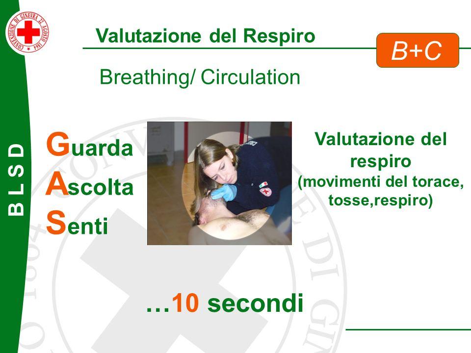 Valutazione del respiro