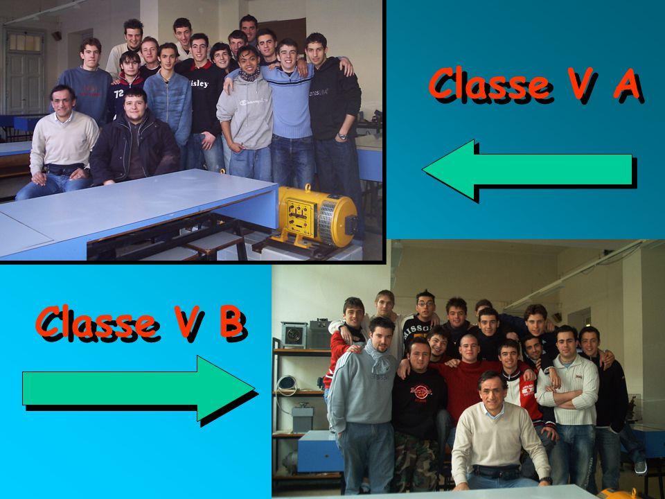Classe V A Classe V B