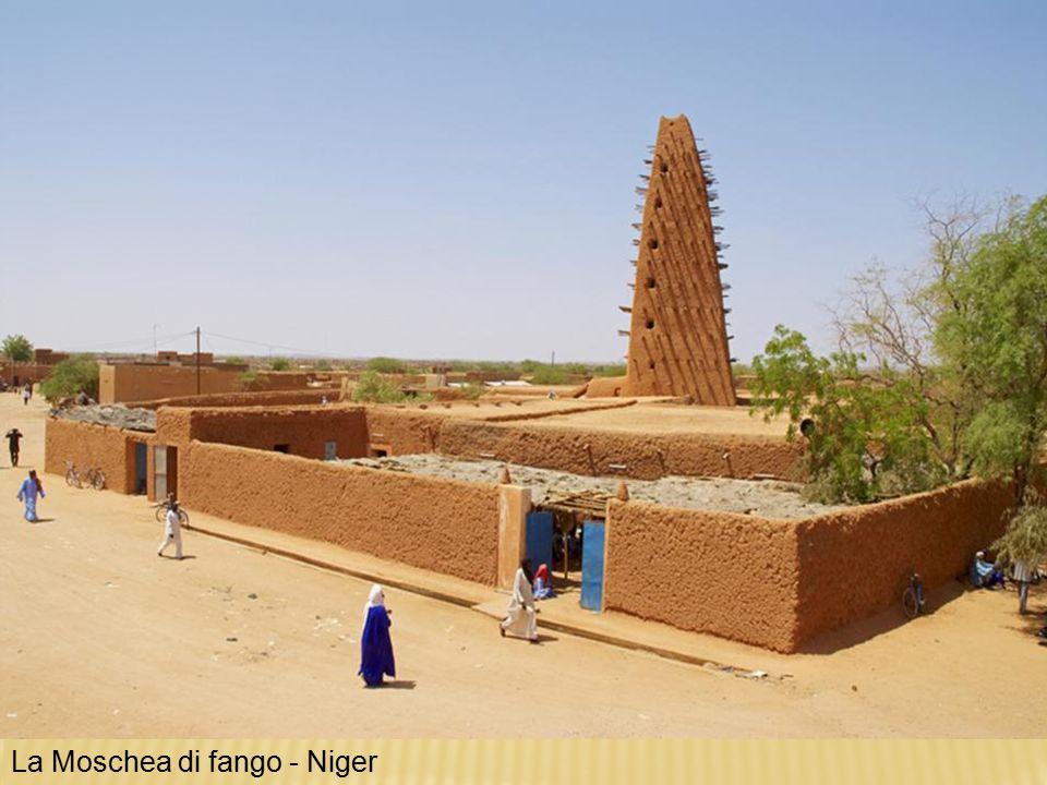 La Moschea di fango - Niger