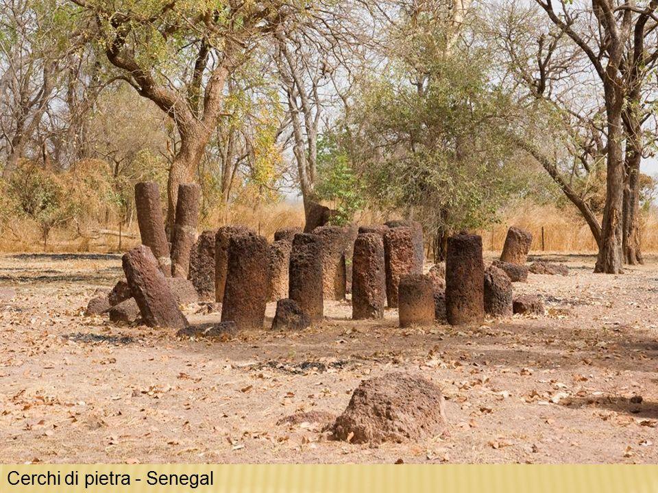 Cerchi di pietra - Senegal