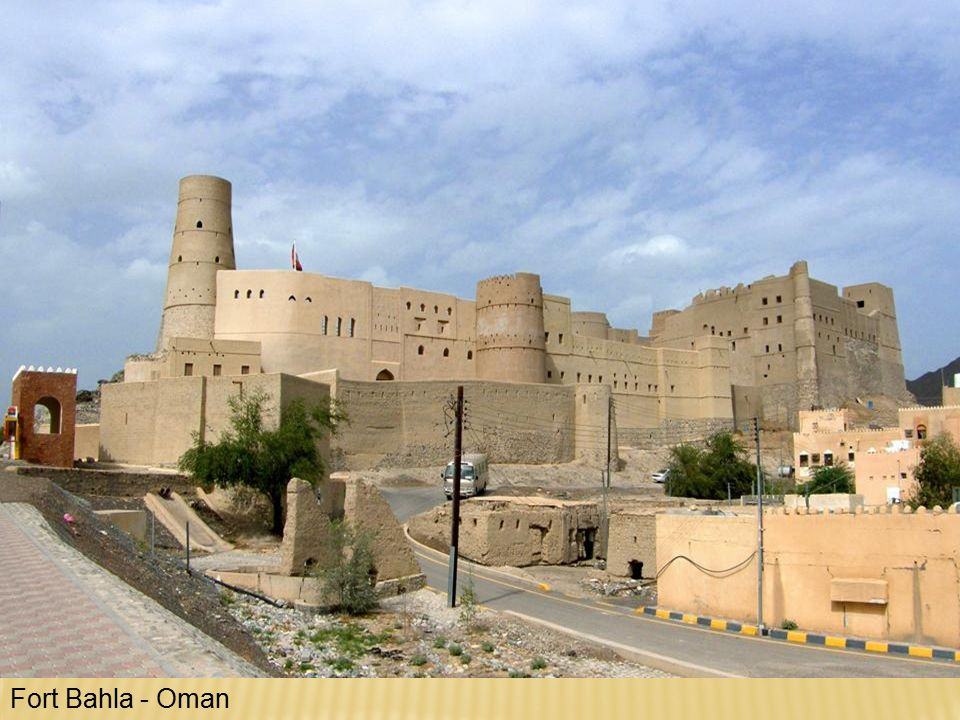 Fort Bahla - Oman