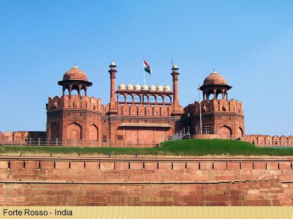 Forte Rosso - India