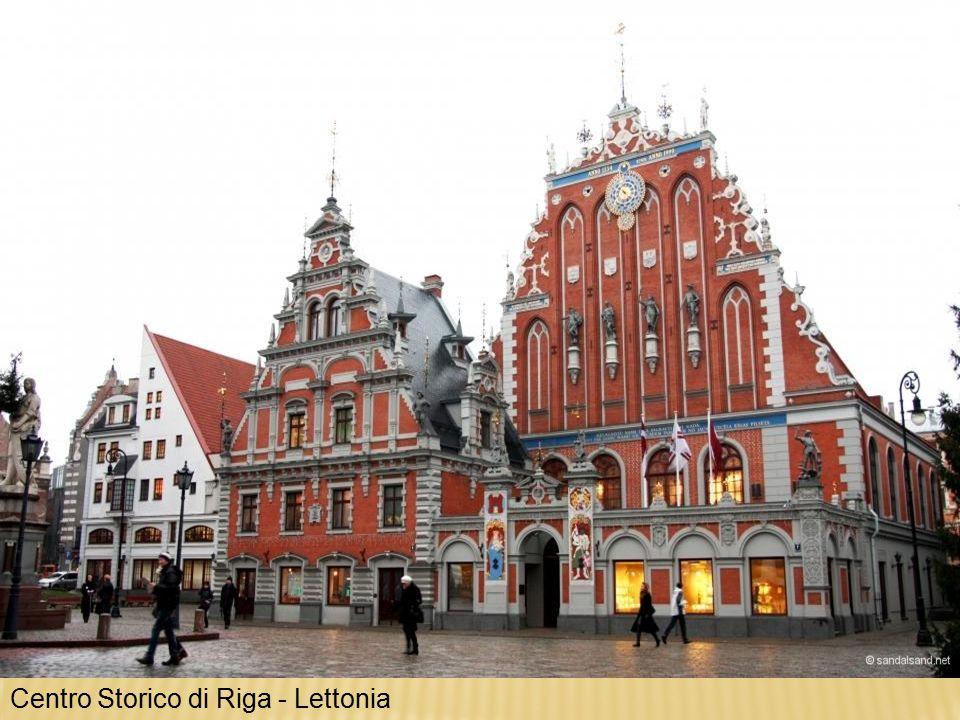 Centro Storico di Riga - Lettonia