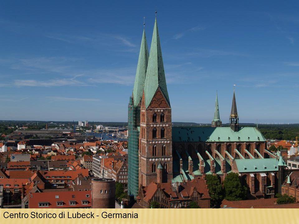 Centro Storico di Lubeck - Germania