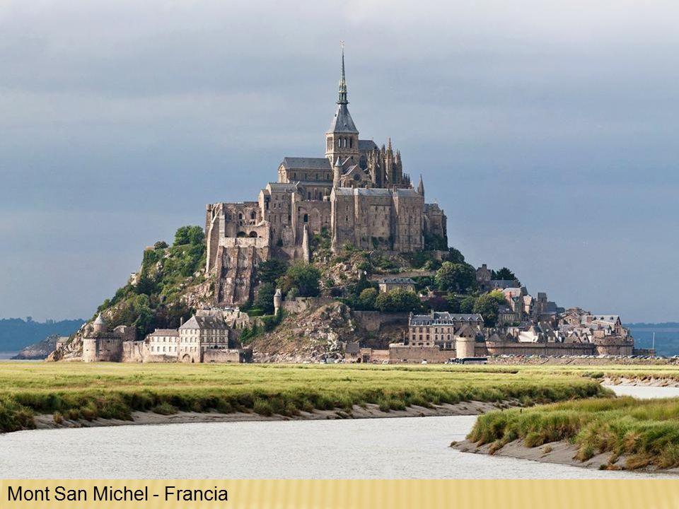 Mont San Michel - Francia