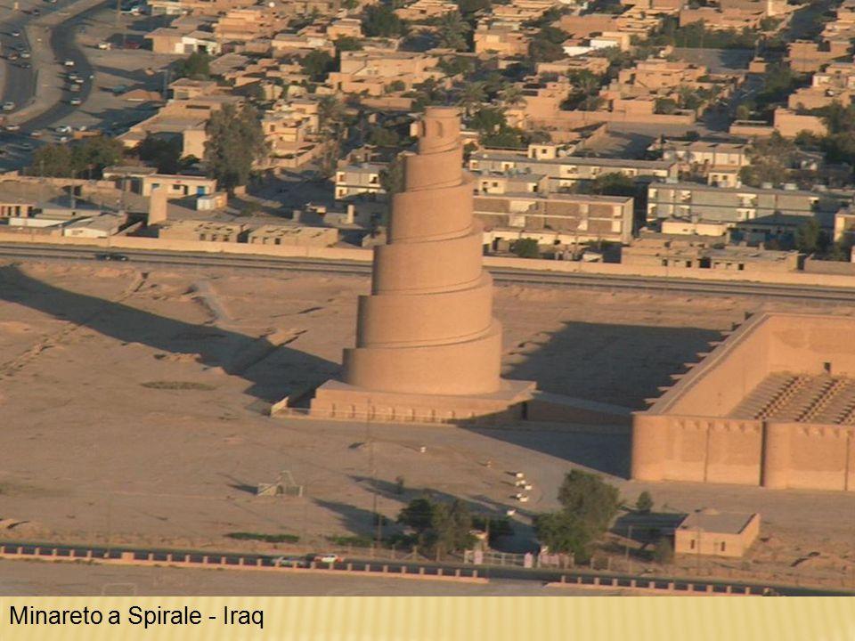 Minareto a Spirale - Iraq