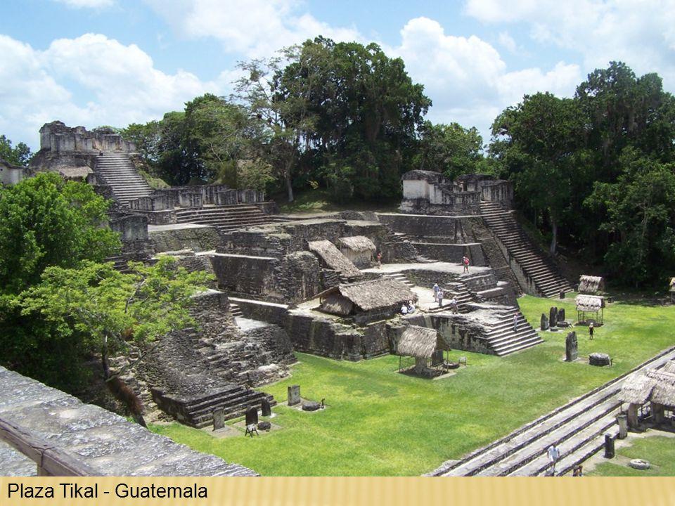 Plaza Tikal - Guatemala