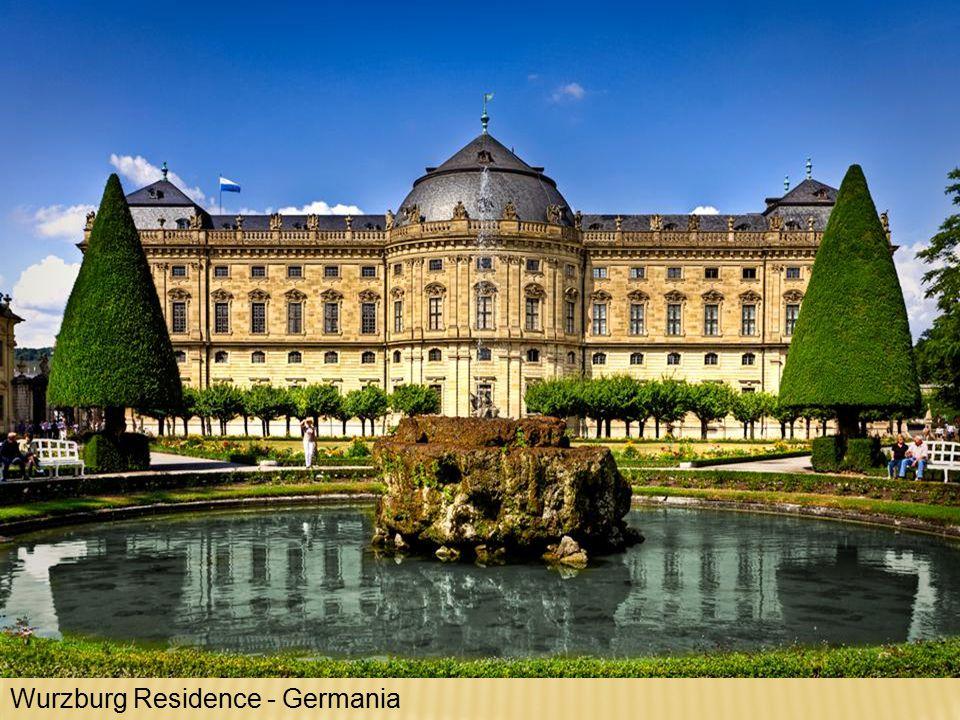 Wurzburg Residence - Germania