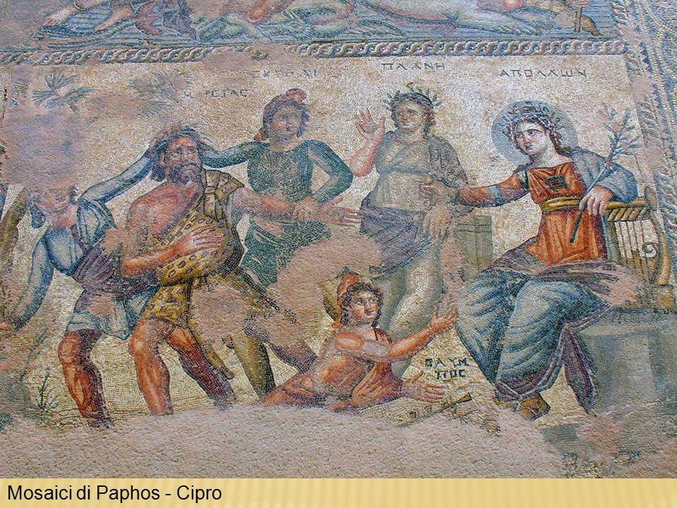 Mosaici di Paphos - Cipro