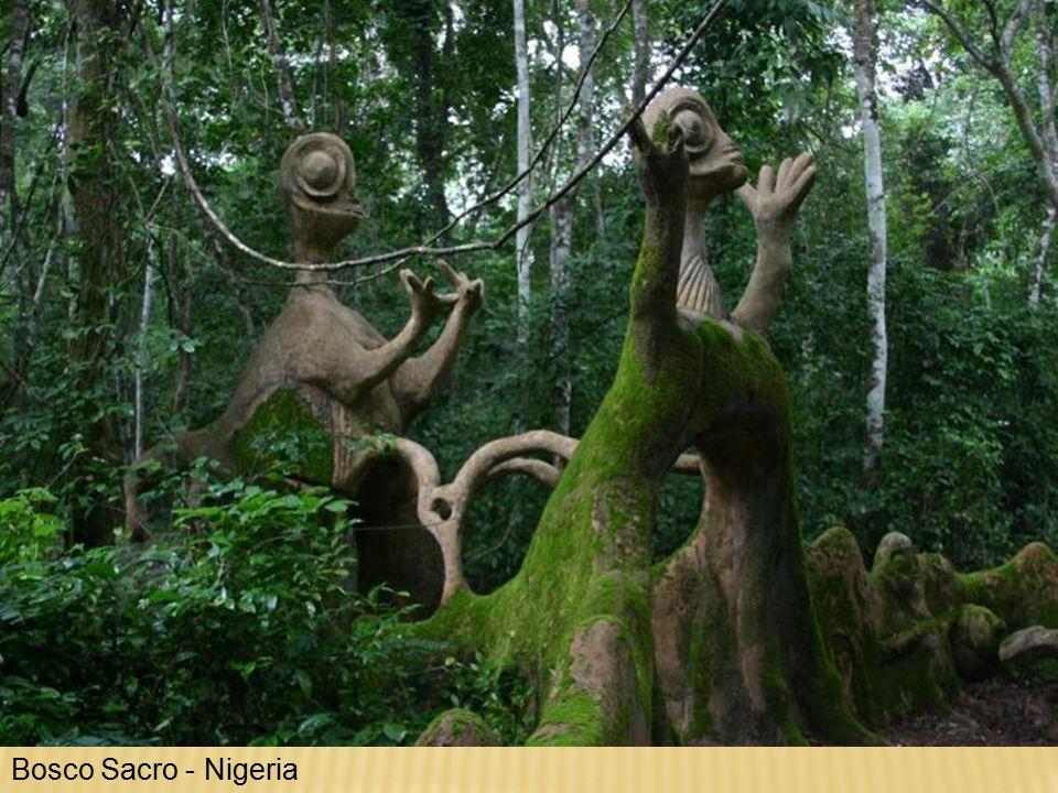 Bosco Sacro - Nigeria