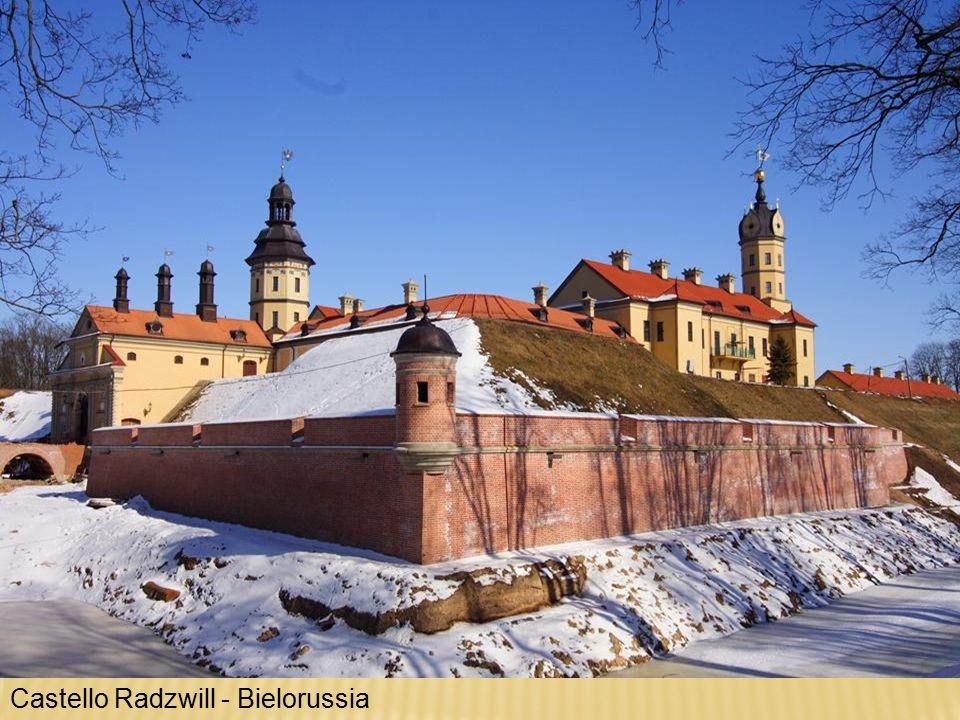 Castello Radzwill - Bielorussia
