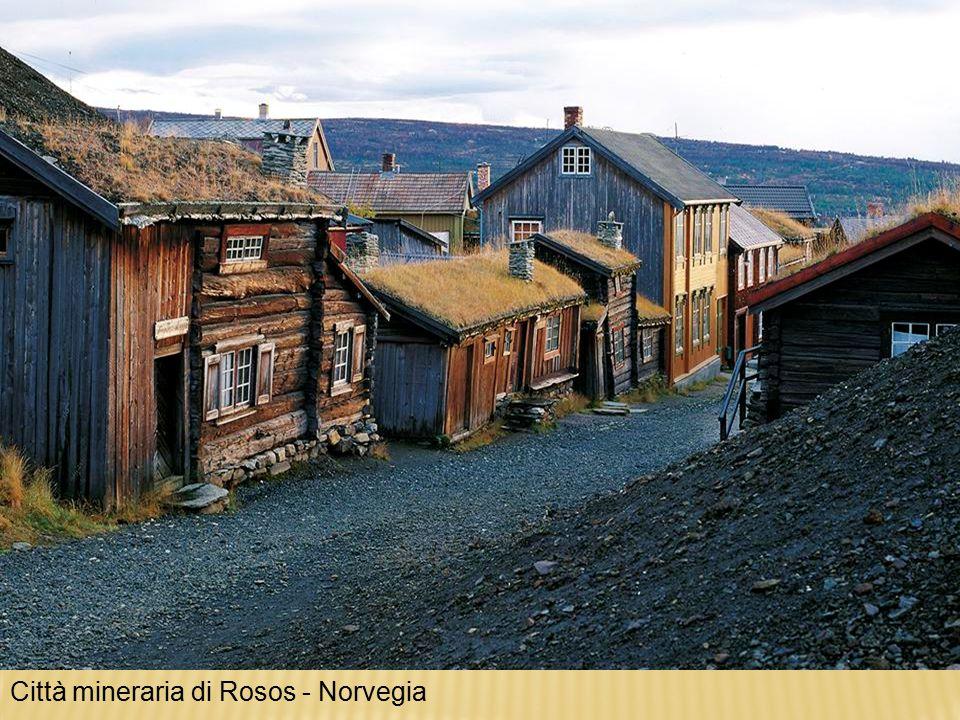 Città mineraria di Rosos - Norvegia
