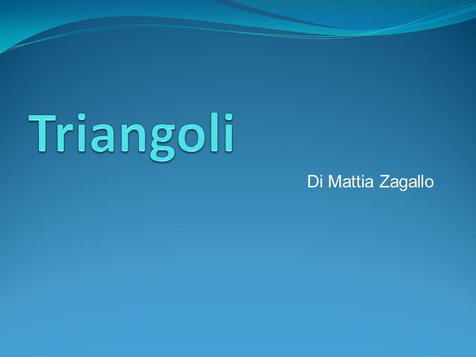 Triangoli Di Mattia Zagallo