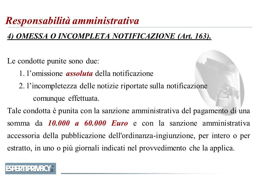 Responsabilità amministrativa