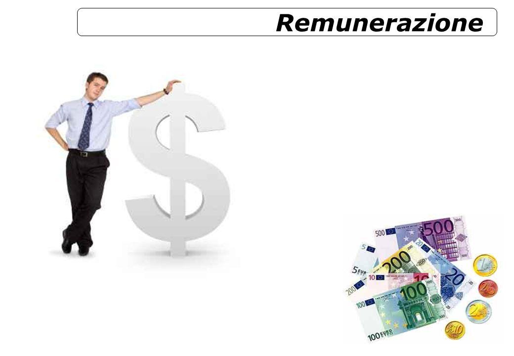 Remunerazione 25