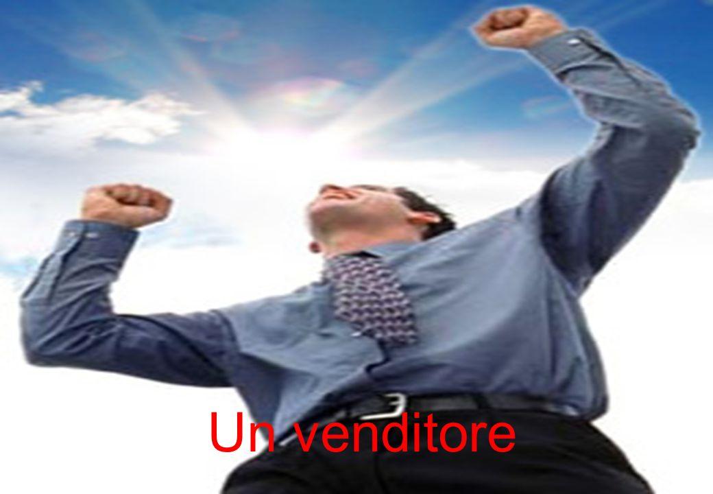 Un venditore