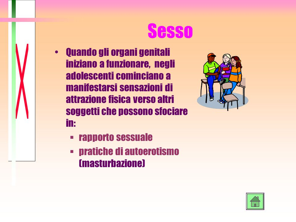 BERTOLETTI MONICA CLASSE 2^C. Sesso.