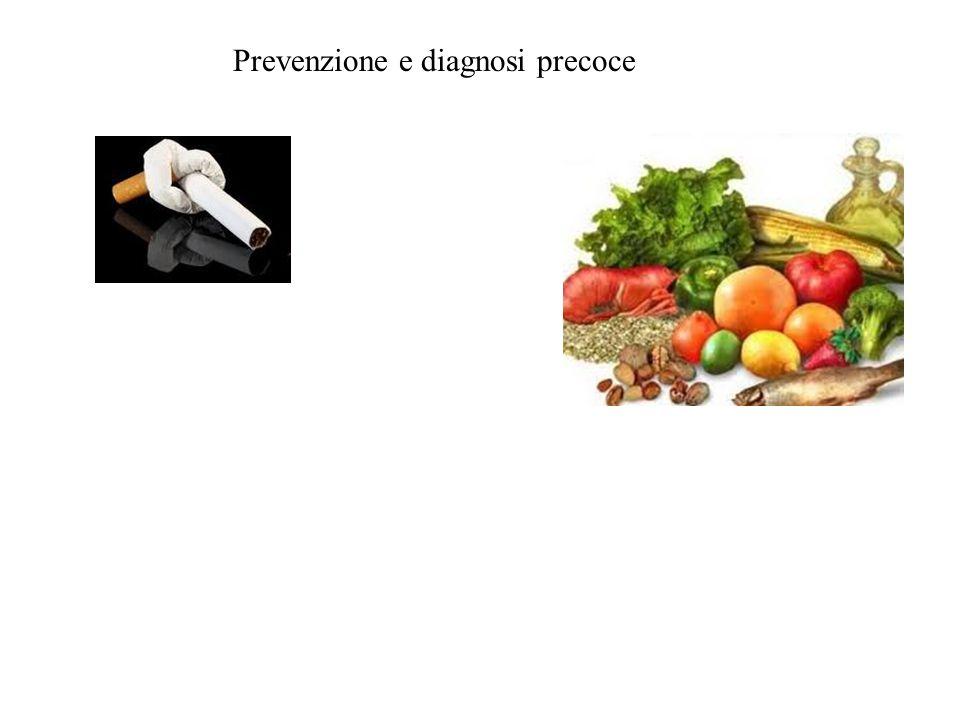 Prevenzione e diagnosi precoce