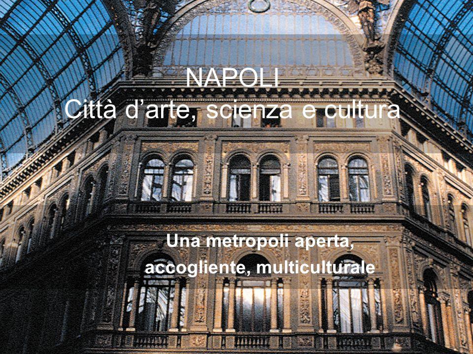 NAPOLI Città d'arte, scienza e cultura