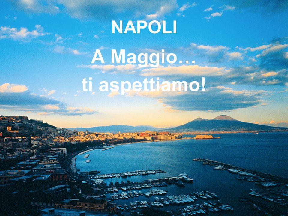 A Maggio… ti aspettiamo!