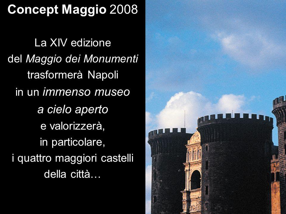 Concept Maggio 2008 a cielo aperto La XIV edizione