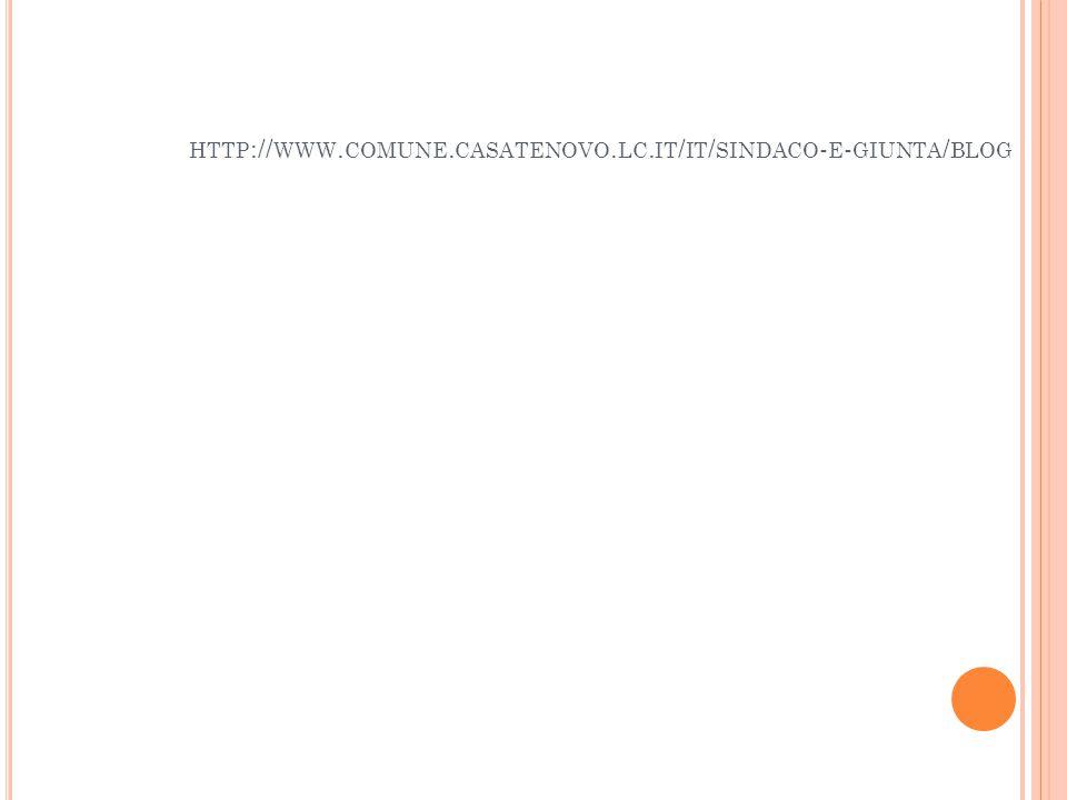 http://www.comune.casatenovo.lc.it/it/sindaco-e-giunta/blog