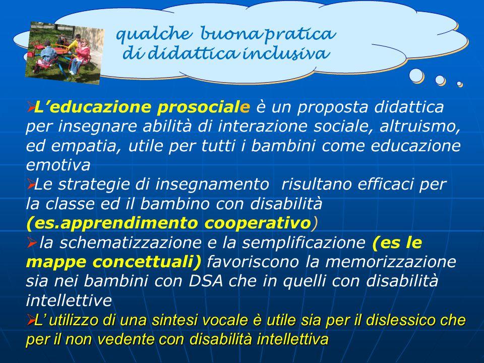 di didattica inclusiva