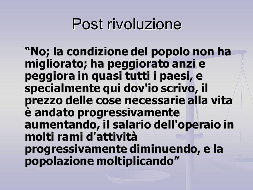 Post rivoluzione