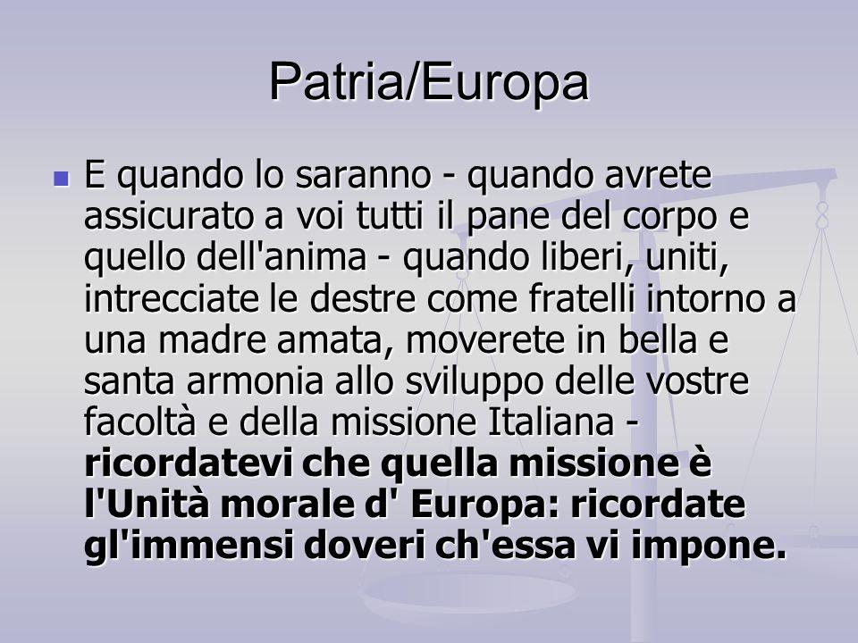 Patria/Europa
