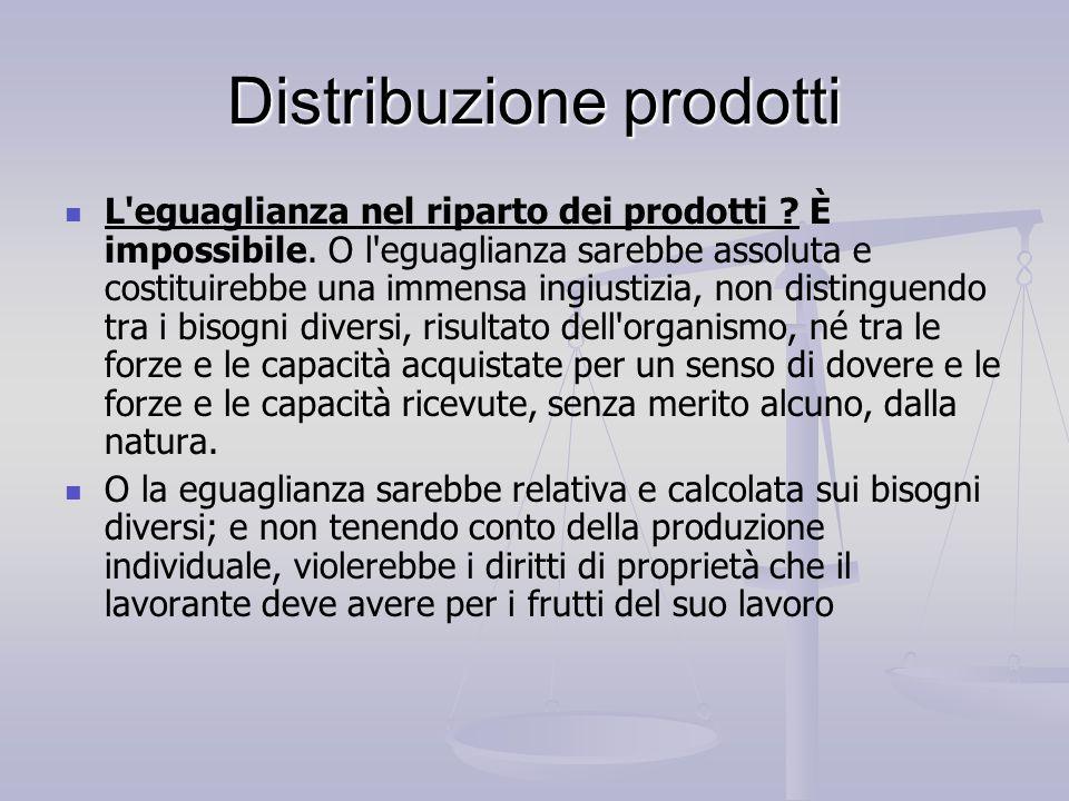 Distribuzione prodotti