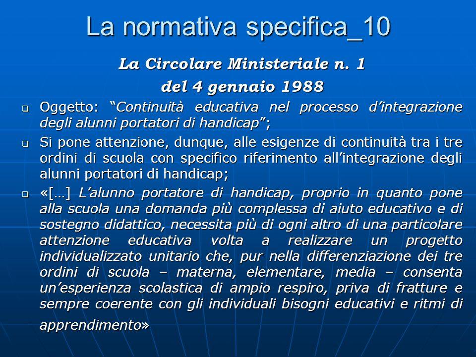 La normativa specifica_10