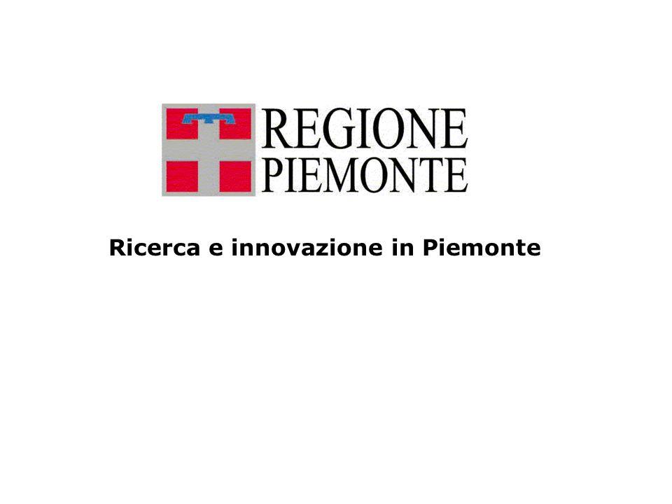 Ricerca e innovazione in Piemonte