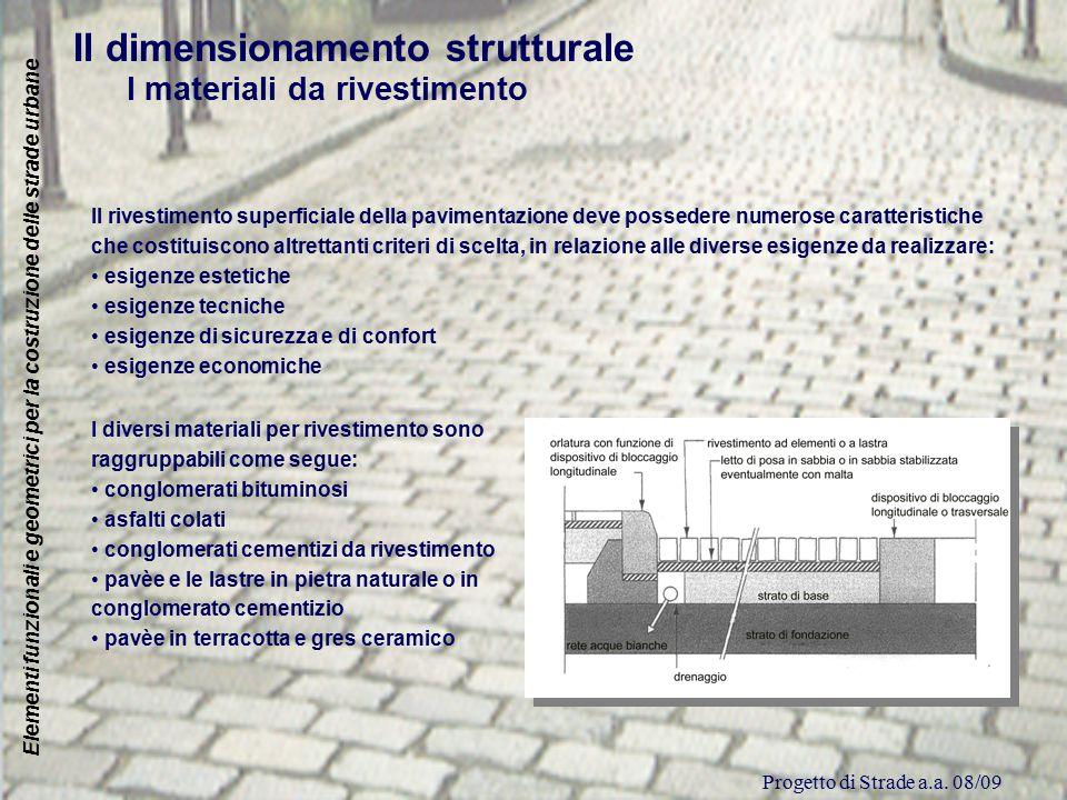 Il dimensionamento strutturale