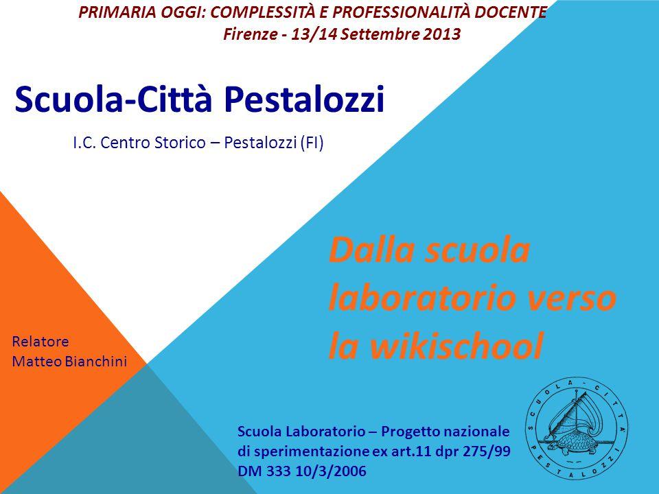 Scuola-Città Pestalozzi