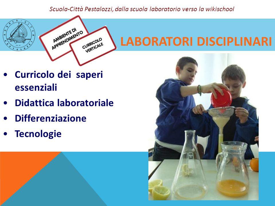 Laboratori disciplinari