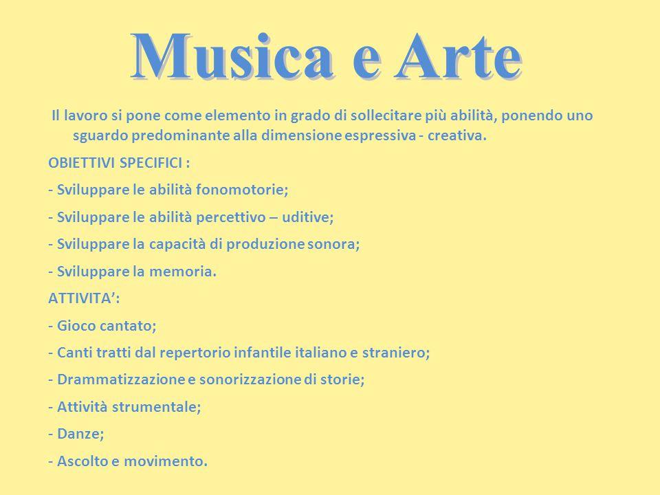 Musica e Arte