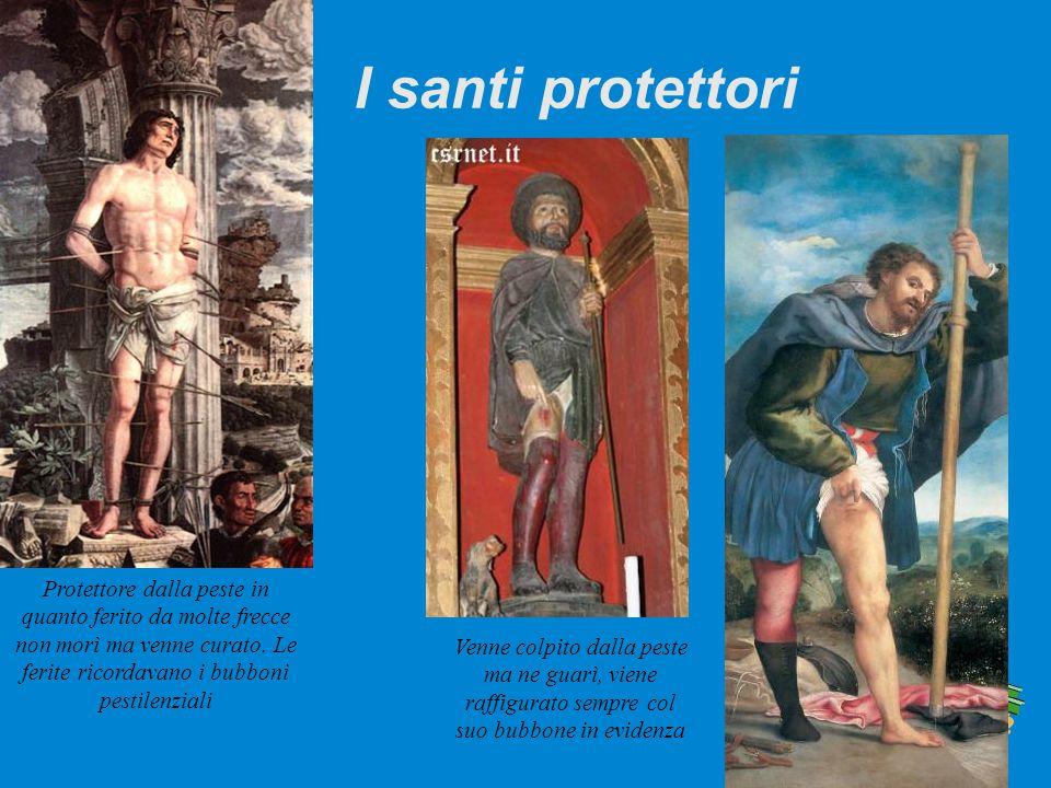 I santi protettori