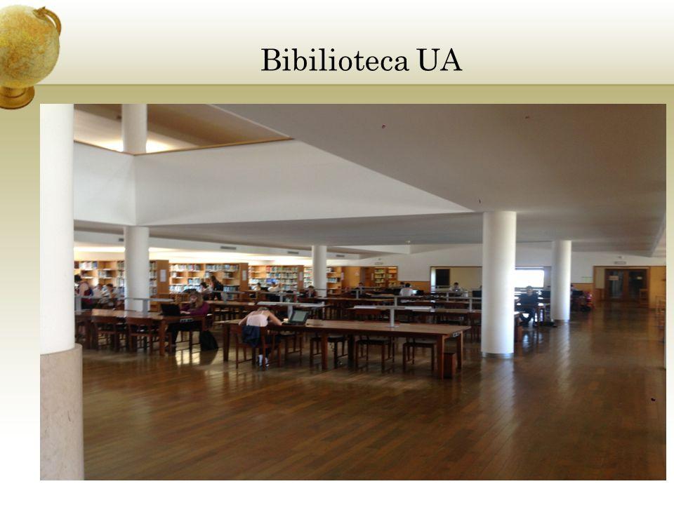 Bibilioteca UA
