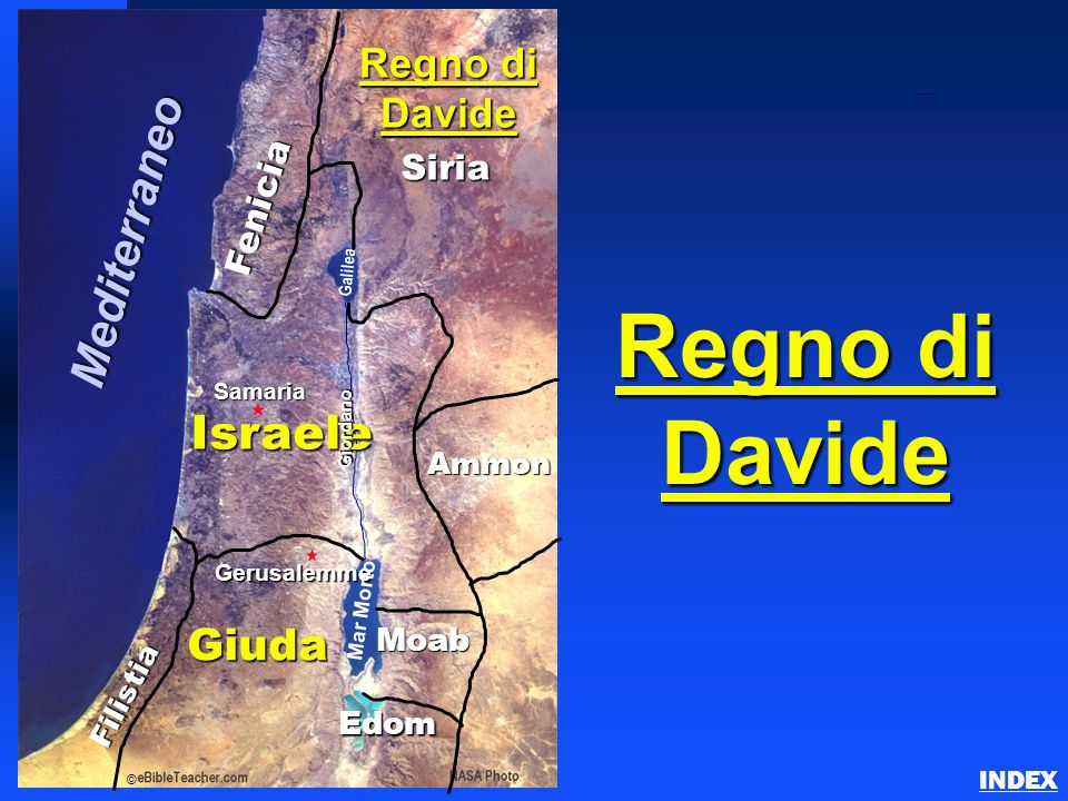 Divided Kingdom of Israel