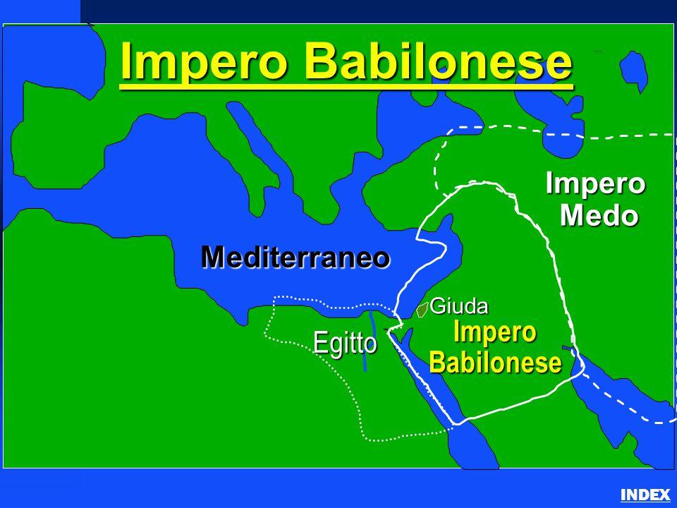 Impero Babilonese Medo Mediterraneo Impero Egitto Babilonese Giuda